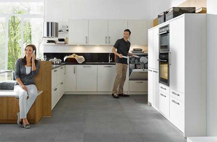 Wohnküchen für die ganze Familie